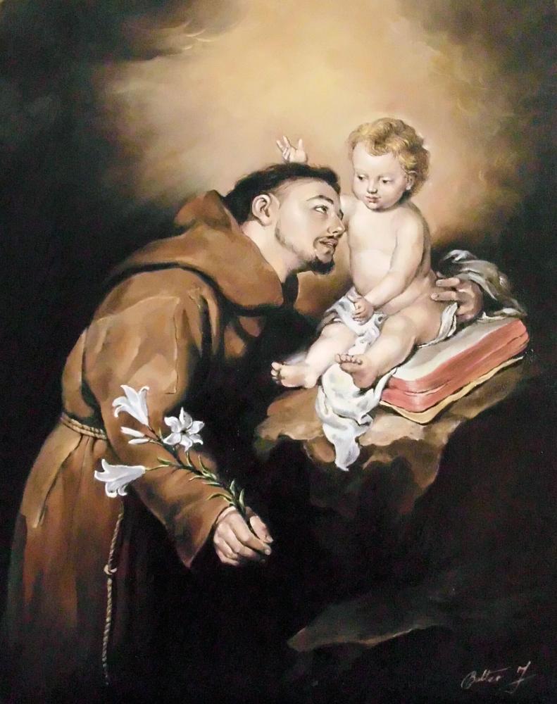 Június 13 - Páduai Szent Antal