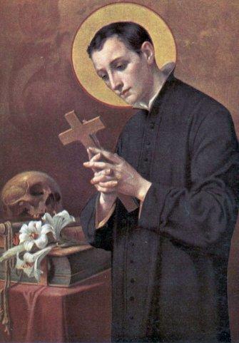 Június 21 - Gonzága Szent Alajos
