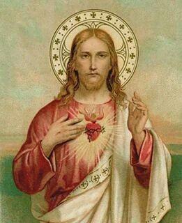 Június 8 - Jézus Szent Szíve