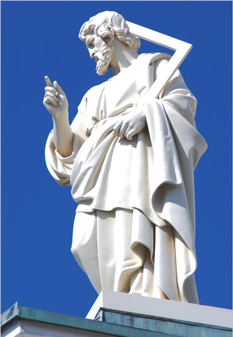 Július 3 - Szent Tamás apostol