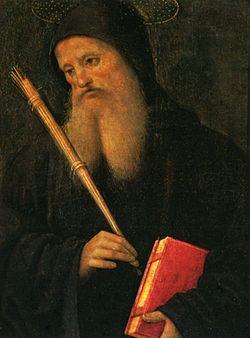 Július 11 - Nursiai Szent Benedek, rendalapító, Európa fővédőszentje
