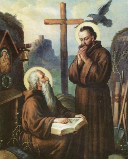 Július 17 - Szent Zoerárd András és Benedek remeték