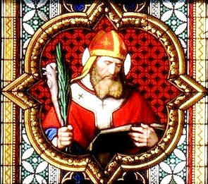 Július 20 - Szent Apollinaris püspök és vértanú
