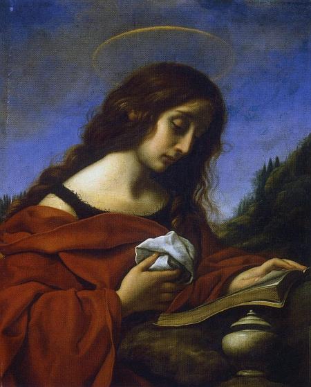 Július 22 - Szent Mária Magdolna bűnbánó