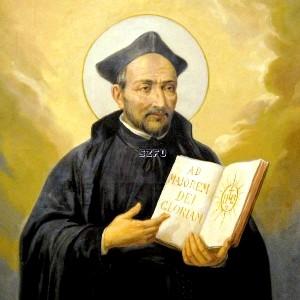 Július 31 - Loyolai Szent Ignác