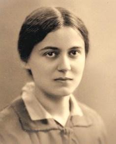 Augusztus 9 - A keresztről nevezett Szent Terézia Benedikta (Edith Stein)