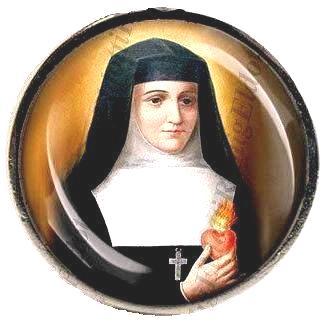Augusztus 12 - Chantal Szent Franciska Johanna, rendalapító
