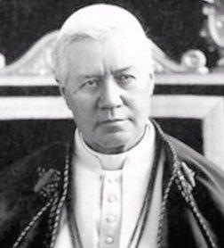 Augusztus 21 - Szent X. Piusz pápa