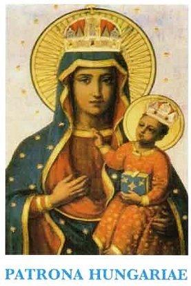 Augusztus 22 - Szűz Mária, a Világ Királynője
