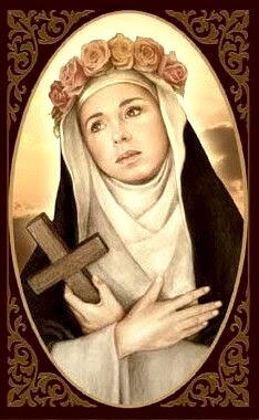 Augusztus 23 - Limai Szent Róza