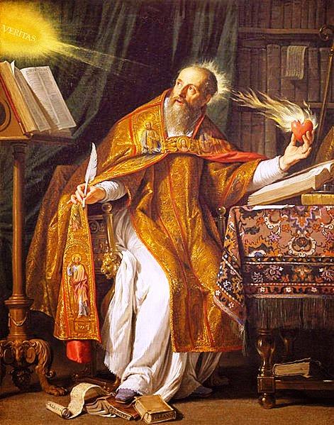 Augusztus 28 - Szent Ágoston püspök, egyháztanító