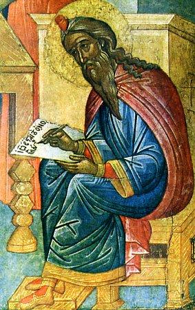 Szent Zakariás próféta