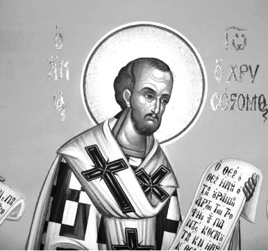 Szeptember 13 - Aranyszájú Szent János