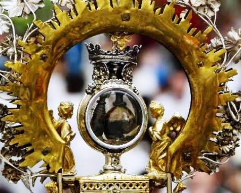 Szeptember 19. - Szent Januáriusz