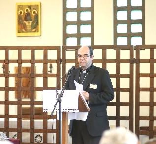 Családpasztorációs papi találkozó Leányfalun
