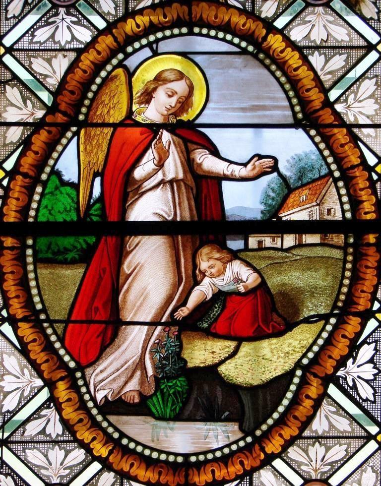 Október 2. - Szent Őrzőangyalok ünnepe