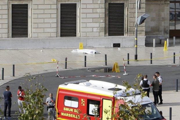 Muszlim terrortámadás Marseille-ben, három halott
