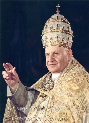 Október 11 - Szent XXIII. János pápa, a humor apostola