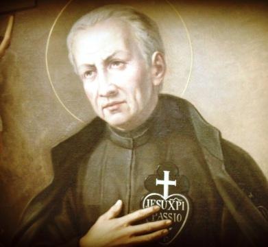 Október 19- Keresztes Szent Pál rendalapító