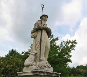 Október 20 - Szent Vendel remete, a pásztorok védőszentje