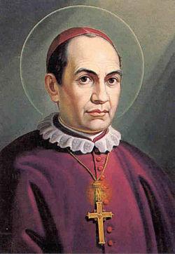 Október 24 - Claret Szent Antal Mária, püspök