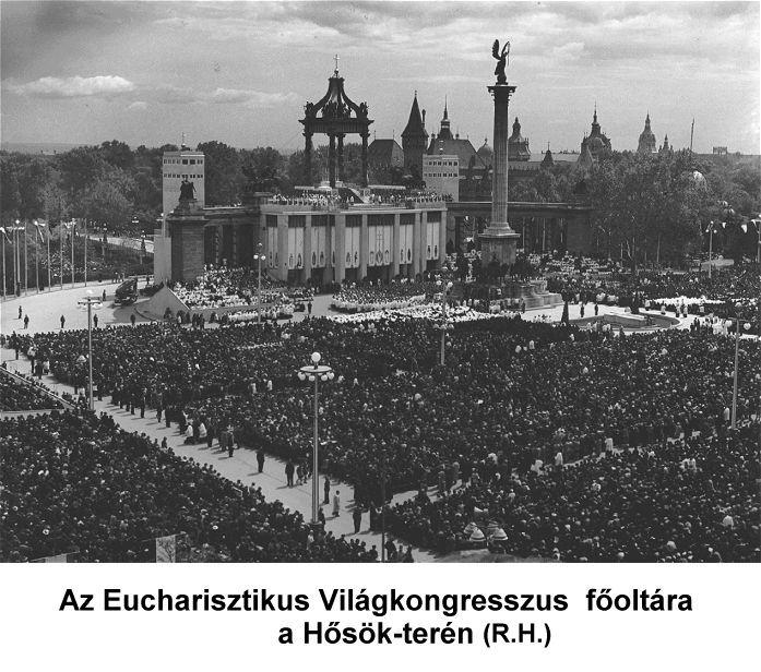 Elmélkedés a budapesti Nemzetközi Eucharisztikus Kongresszus imádságáról
