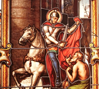 November 11- Tours-i Szent Márton püspök
