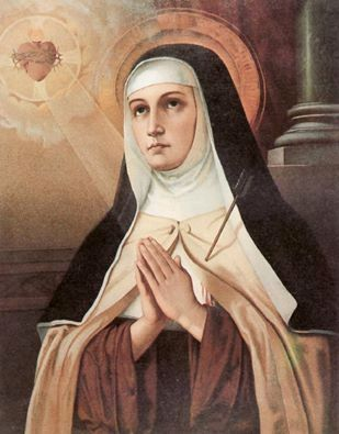 November 17- Nagy Szent Gertrúd
