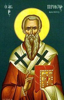 Szent Proklosz pátriarka