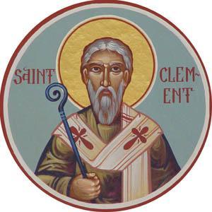 November 23 - Szent I. Kelemen pápa és vértanú