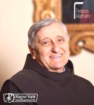 Adventi interjú Barsi Balázs atyával