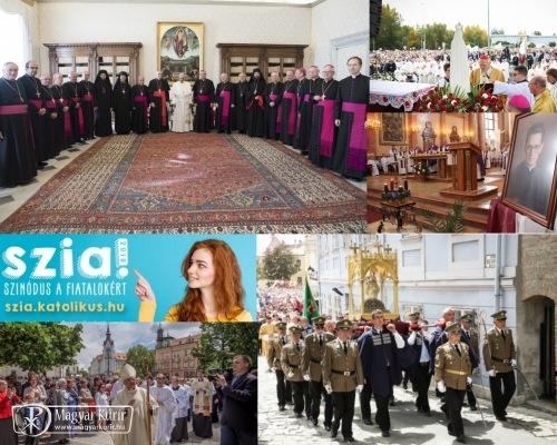 Mi történt a magyar Egyházban 2017-ben?