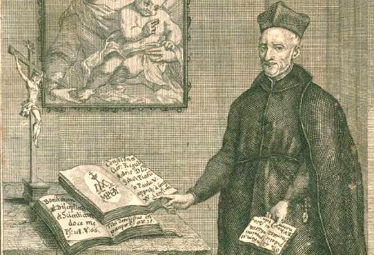 Augusztus 24 - Kalazanci Szent József, a piarista rend megalapítója