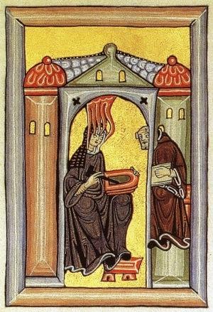 Bingeni Szent Hildegárd apátnő, egyháztanító