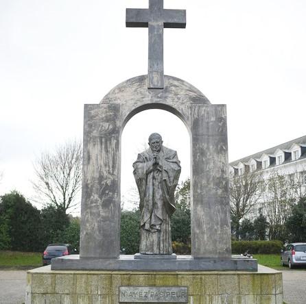 2018.10.22. hétfő - Szent II. János Pál
