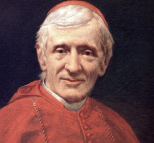Október 9. - Boldog John Henry Newman teológus, bíboros