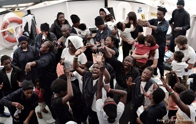 Az olasz ügyészség elrendelte a hírhedt Soros-hajó lefoglalását