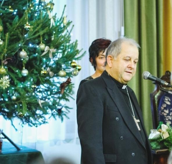 Dr. Bábel Balázs érsek Baja díszpolgára lett