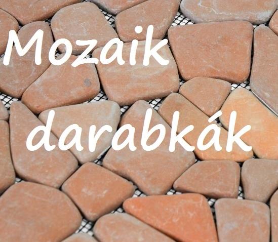 mozaik darabkák