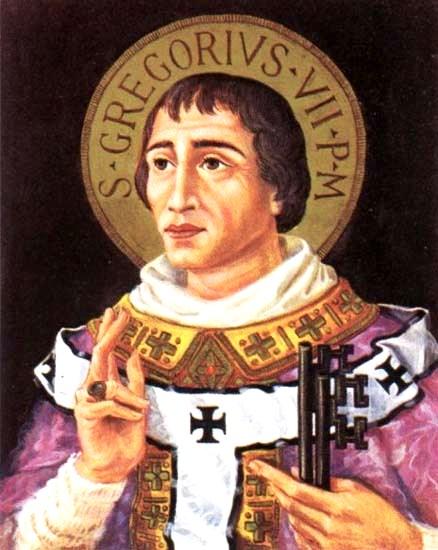 Május 25. - Szent VII. Gergely pápa