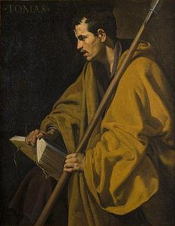Szent Tamás apostol
