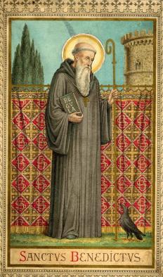 Szent Benedek apát, Európa fővédőszentje