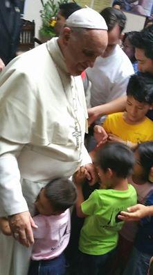 Isten miért engedi vagy amire a pápa sem tud válszolni