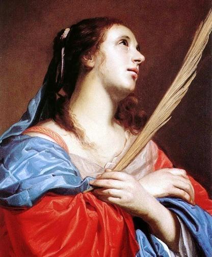 2020. 02. 05. szerda:  Szent Ágota szűz és vértanú