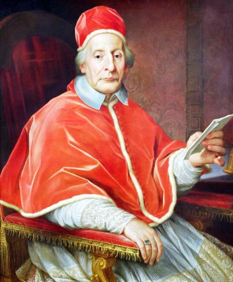 "XII. Kelemen pápa ""In Eminenti"" kezdetű bullája"