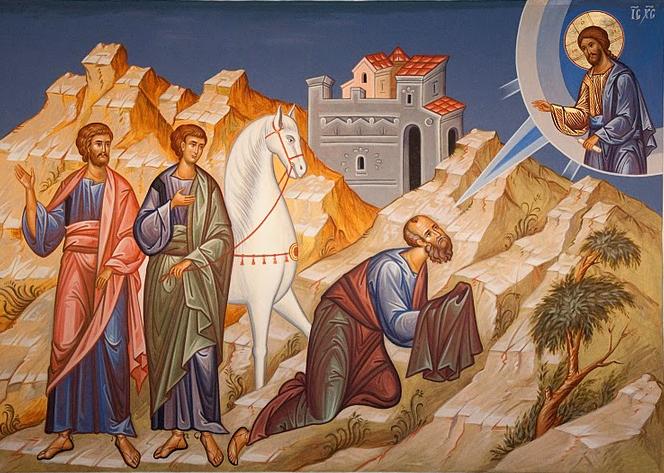 Január 25. Szent Pál apostol megtérése (pálfordulás)