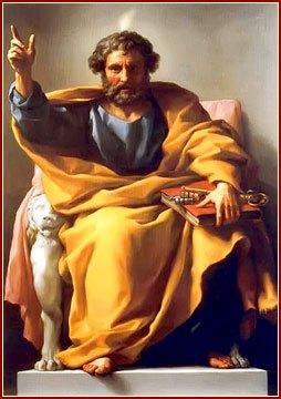 Szent Péter apostol székfoglalása