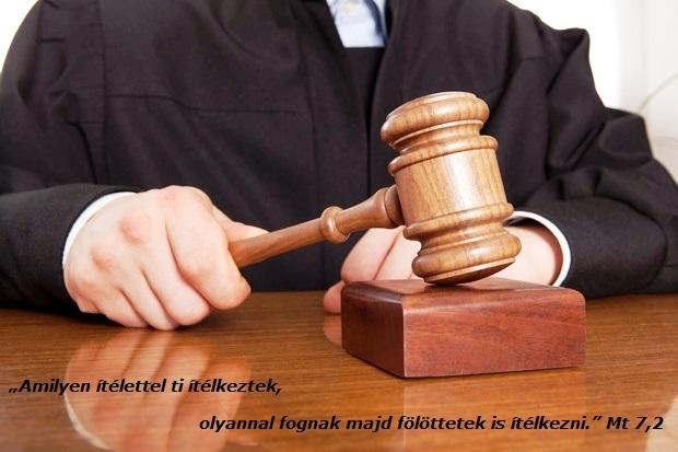 """A mindenek felett álló """"istenség"""": a bírói hatalom."""