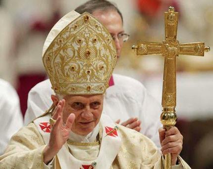 Mi az igazság? - XVI. Benedek pápa
