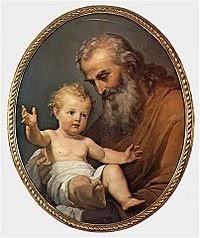 Szent József, a boldogságos Szűz Mária jegyese